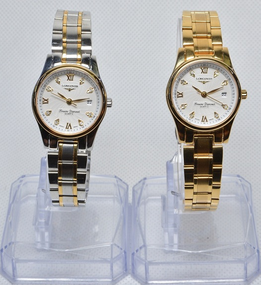 Đồng hồ nữ cao cấp Longines Gold L2556